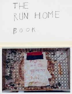 THE RUN HOME BOOK / Susan Cianciolo / ON READING オンラインショップ