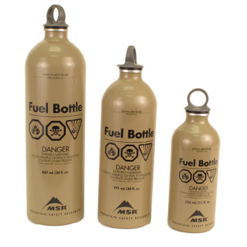 Military Fuel Bottle Coyote - Tactical Distributors, LLC