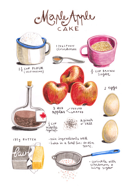 Varietats: Illustrated Recipes by Felicita Sala