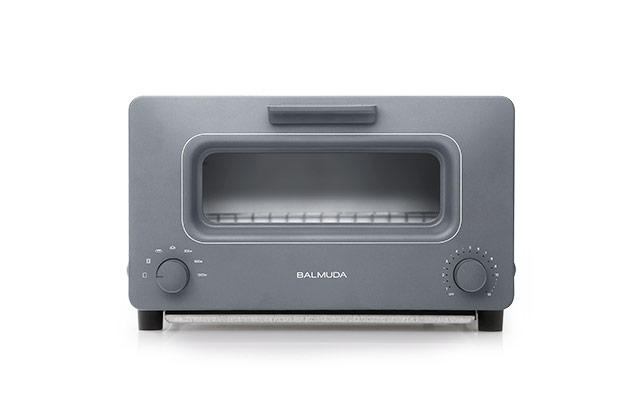 BALMUDA The Toaster | Gray : BALMUDA公式ストア