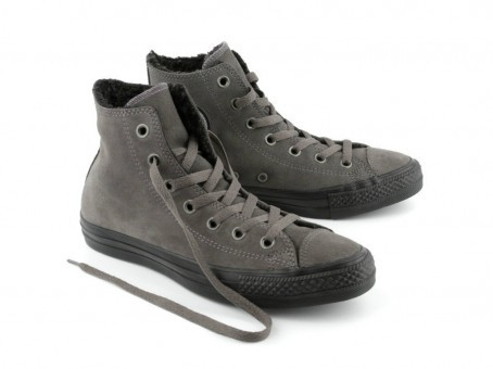 Converse All Star Chuck Taylor Leather Hi 125598 Boots SALE RRP £55 | eBay