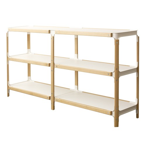 DomésticoShop - Steelwood Shelving System - Shelving - Furniture