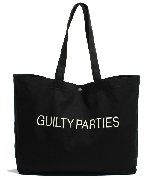 WACKO MARIA / PRINT TOTE BAG_WIDE (GUILTYPARTIES-A)(トートバッグ) - ZOZOTOWN