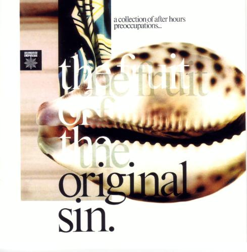 Amazon.co.jp: 原罪の果実 THE FRUIT OF THE ORIGINAL SIN (輸入盤 帯・ライナー付): オムニバス: 音楽