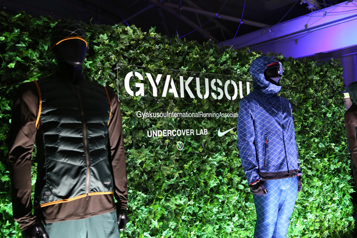 NikeLab x UNDERCOVER GYAKUSOU COLLECTION FALL/HOLIDAY 2015が登場 | Sneaker Resource