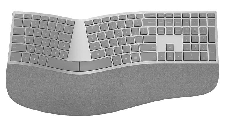 Buy Surface Ergonomic Keyboard Review - Microsoft Store