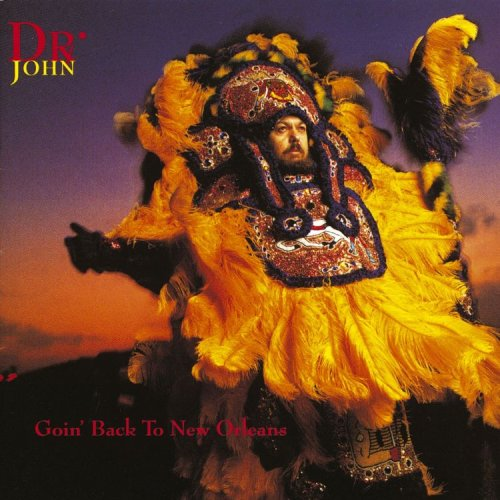 Amazon.co.jp: Goin Back to New Orleans: Dr John: 音楽