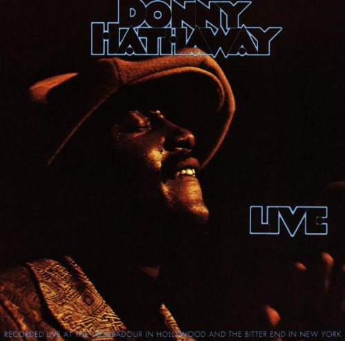 Amazon.co.jp: Live: Donny Hathaway: 音楽