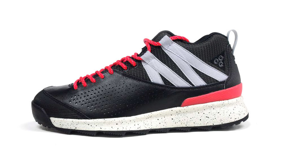 OKWAHN II 「LIMITED EDITION for EX」 BLK/RED/GRY ナイキ NIKE | ミタスニーカーズ|ナイキ・ニューバランス スニーカー 通販