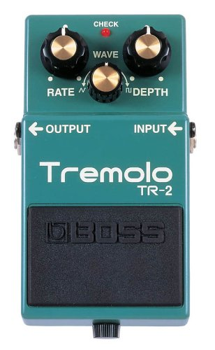Boss TR2 Tremolo Pedal: Amazon.co.uk: Musical Instruments