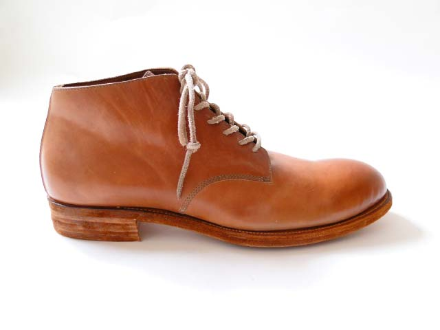 【forme】 ankle boots (natural) forme(フォルメ)のアンクルブーツです。 - VELiSTA online shop | ヴェリスタ: アンティーク・ヴィンテージ 通販