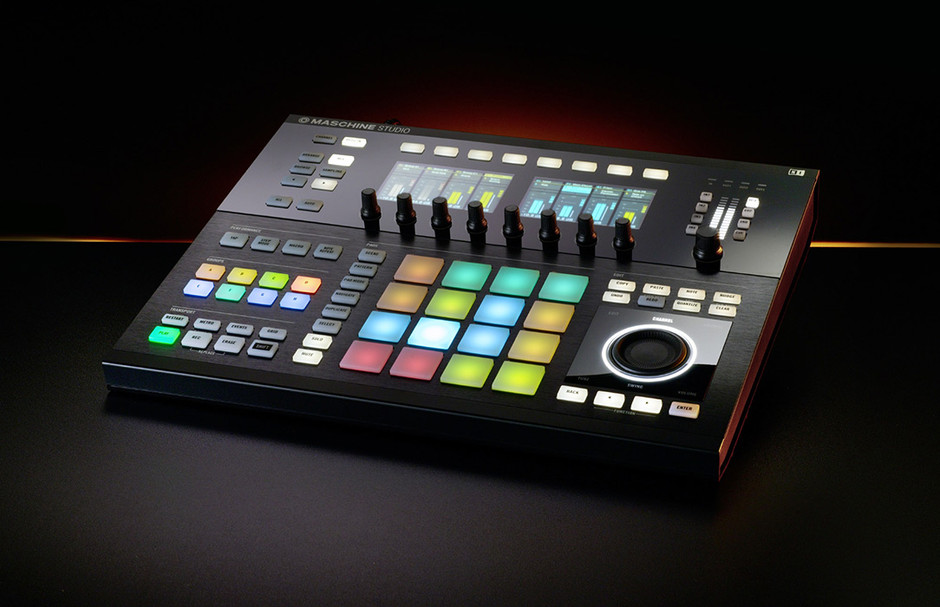 Native Instruments Introduces Maschine Studio and 2.0 Software | XLR8R