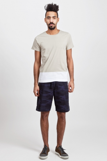 Dries Van Noten - Plenty Shorts Navy | TRÈS BIEN SHOP