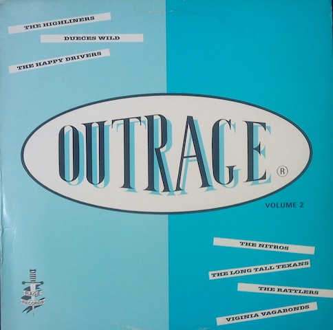 Images for Various - Outrage Volume 2