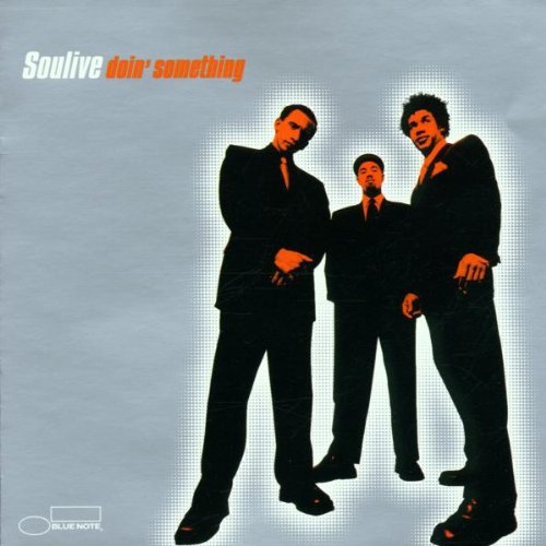 Amazon.co.jp: Doin Something: Soulive: 音楽