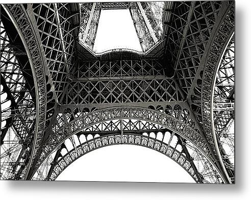 Entrance Arch Metal Print By Jamart Photography