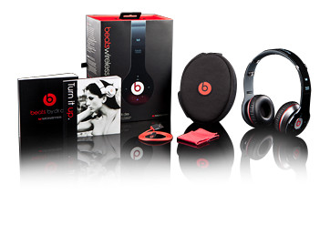 Wireless Bluetooth Headphones ? Beats by Dr. Dre from Monster