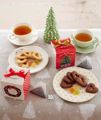 Afternoon Tea Pick Up Style Christmas Take Out Item