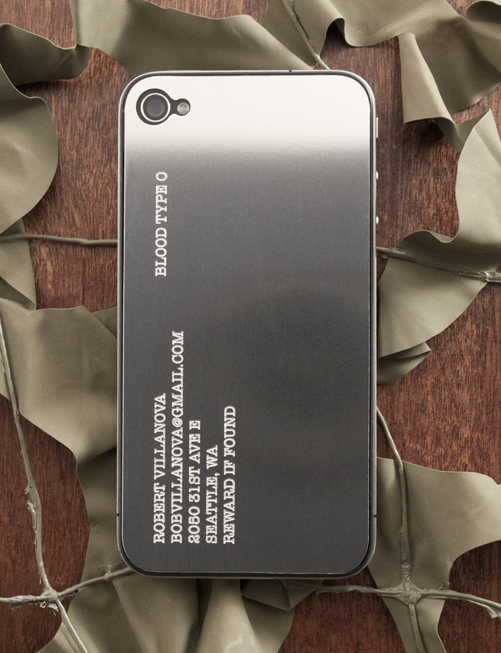 Custom Dog Tag — Luxe Plates