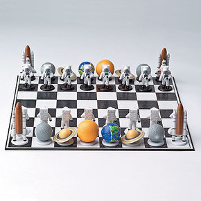 Space Chess™ | Smithsonian Museum Store