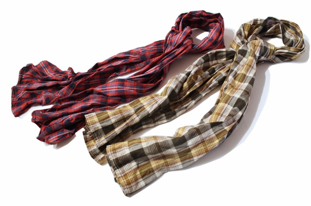 「2012 ENGINEERED GARMENTS」- Scarf | SOUTH2 WEST8 NEWS