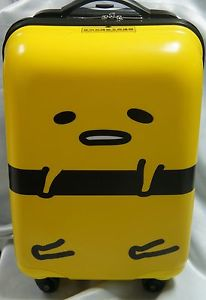 """2014 NEW 18"""" Gudetama Travel Luggage ABS BAG Suitcase Trunk Carry ON Board 