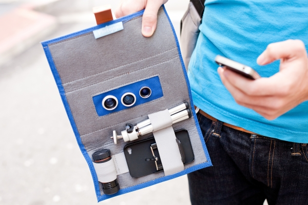 The iPhone Lens Wallet