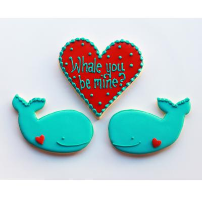 Whipped Bakeshop Philadelphia: Whale You Be Mine Valentine Gift Box | Whipped Bakeshop