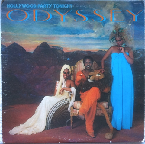 ODYSSEY / HOLLYWOOD PARTY TONIGHT : まわるよレコード ACE WAX COLLECTORS
