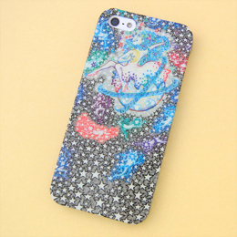 iPhone5ケース「PARADISE-cosmo」 [ DONA ] - CINRA.STORE - 音楽,アート,デザイン,映画,演劇のショップサイト