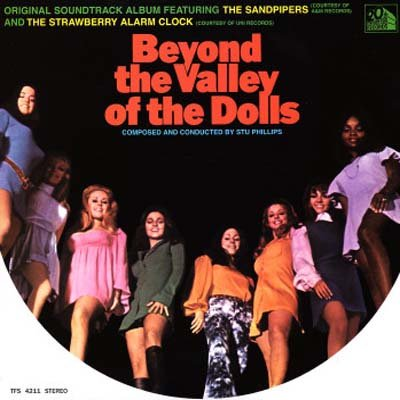 Amazon.co.jp: BEYOND THE VALLEY OF THE DOLLS: 音楽