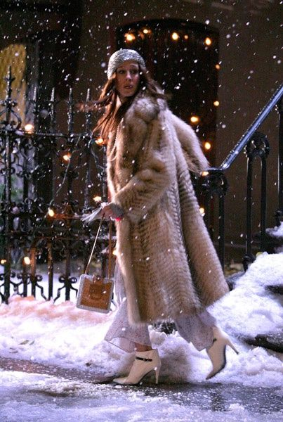 Sex and the City | Sarah Jessica Parker | Pinterest