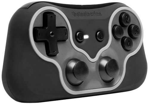 Amazon.com: SteelSeries Free Mobile Wireless Gaming Controller with Bluetooth for Smart Phones, Tablets, PC and Mac: Computers & Accessories