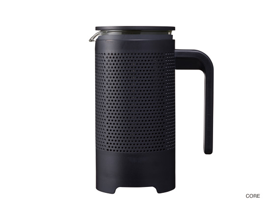 COFFEE PRESS CORE / FIN(コーヒープレス「コア」「フィン」) PRODUCTS 株式会社リバーズ
