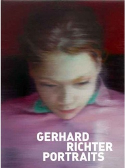 BOOKS by artist > R - Gerhard Richter Portraits: Painting Appearances - Satellite サテライト | art books 現代アート書籍 | art goods 現代アートグッズ | art works 現代アート作品