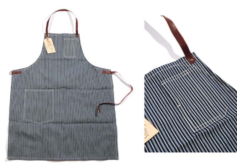 father apron/STANLEY & SONS  聖林公司 HOLLYWOOD RANCH MARKET