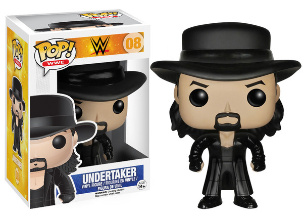 Pop! WWE - Undertaker | Funko