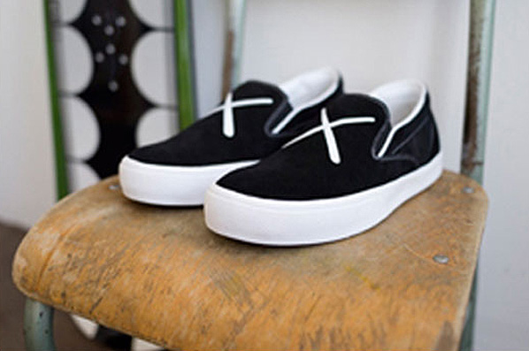 Kaws x Visvim Slip-on - Solepedia.com | Online Sneaker Encyclopedia