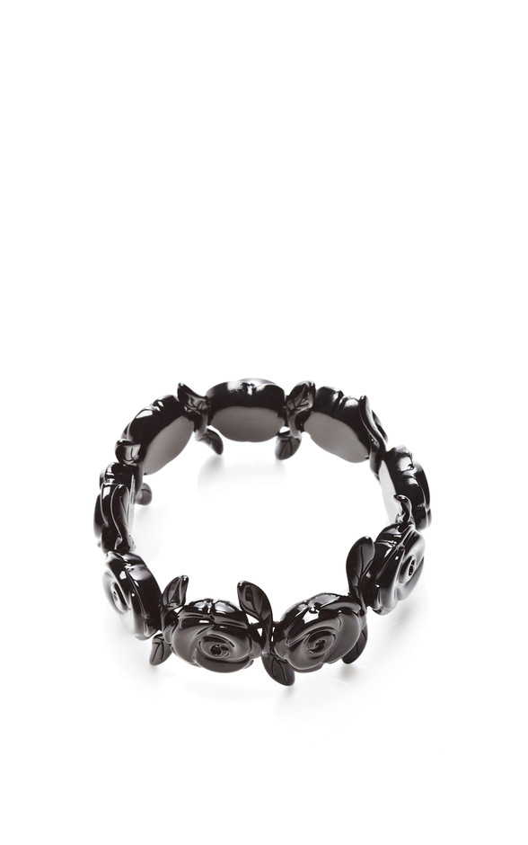 Metal Rose Chain Bracelet by Carven - Moda Operandi