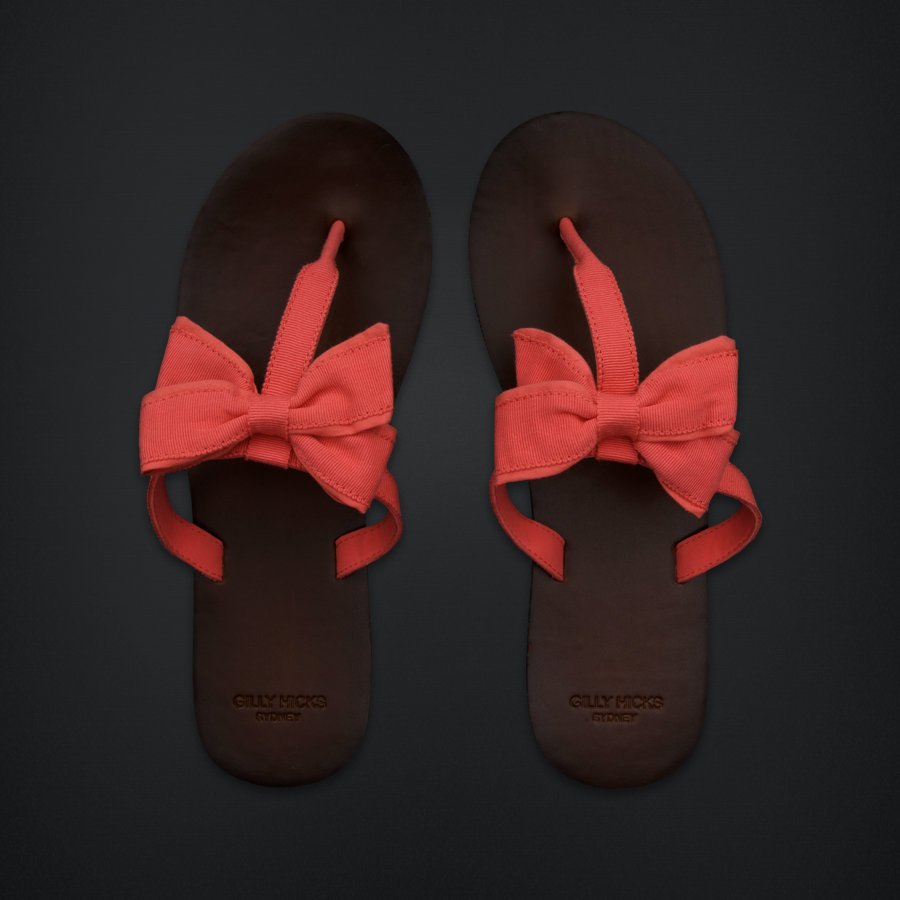 Gilly Hicks - Shop Official Site - Clothing - Accessories - Flip Flops - Leather - Classic Flip Flops
