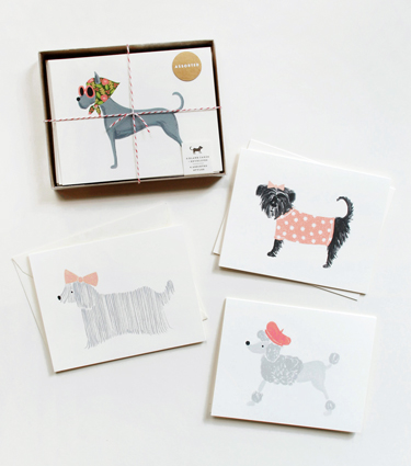 Rifle Paper Co. - Assorted Girlie Dog Set