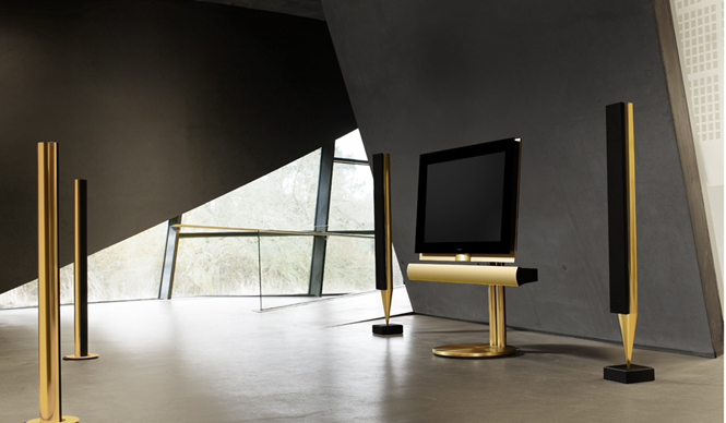 Gallery | Bang&Olufsen|ブルーレイ内蔵液晶テレビ「BeoVision(ベオビジョン)7-40 Blu-ray」発売 gallery | Web Magazine OPENERS - New PRODUCTS