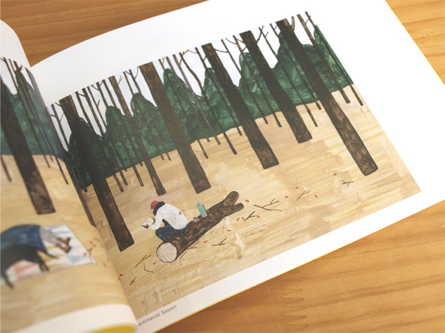 DOG AND MORNING / 小池ふみ Fumi Koike / ON READING Online Shop
