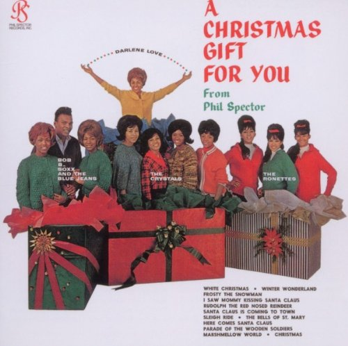 Amazon.co.jp: Christmas Gift for You From Phil Spector: Phil Spector: 音楽