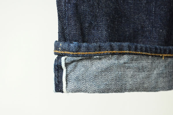 13SS【OrSlow(オアスロー)】IVY FIT JEANS -one wash-