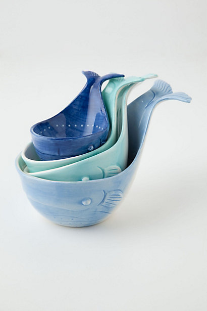 Moby Measuring Cups - Anthropologie.com