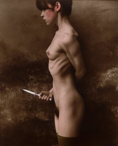 make love and war - godessofhell: The knife photo of Evelyn by Jan...