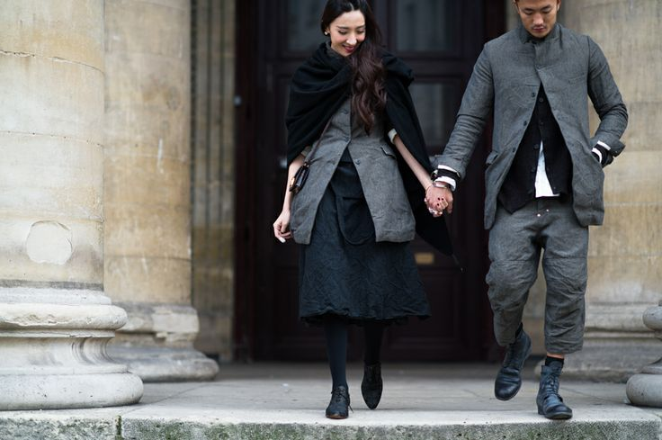 From the Streets of Paris - Paris Men's ... | COOL GIRL'S FASHION / S…