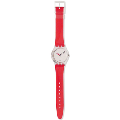 Swatch Moma Silver - Watch - GZ406D   Squiggly Swatch Watches and Straps
