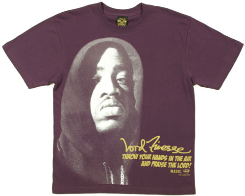 BBP ONLINE STORE - LORD FINESSE TEE